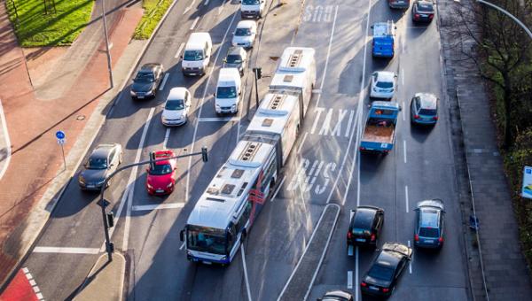 Busbeschleunigung Metrobuslinie 5