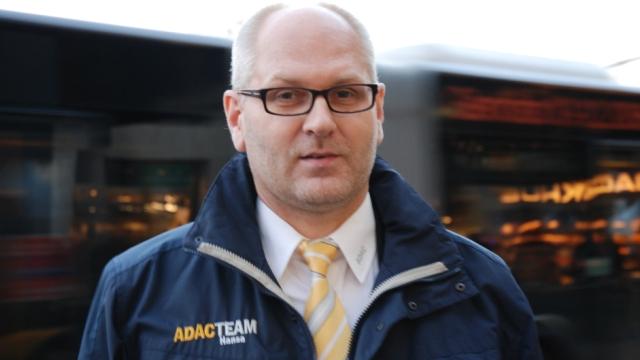 Carsten Willms vom ADAC Hansa