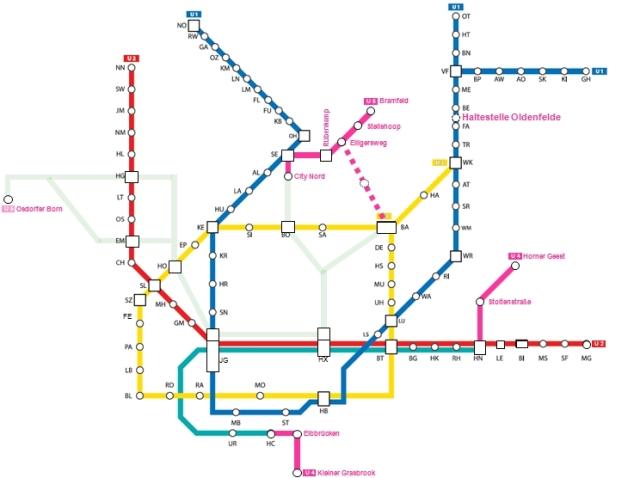 U-Bahn 2027