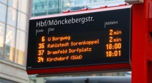 """Echtzeit bei Bussen und """"HOCHBAHN-Minute"""" – was steckt hinter FIMS?"""