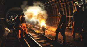 Vom Gleisbau und Thermitschweißen – Millimeterarbeit im Gleis