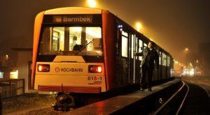 24 Stunden HOCHBAHN – Eine Fotoreportage
