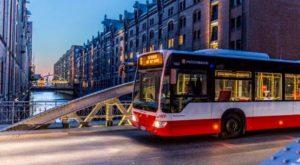 Buslinien 111 und 112: Mit der HOCHBAHN durch die schönste Stadt der Welt