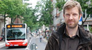 Busbeschleunigung auf der Buslinie 6 – Lange Reihe