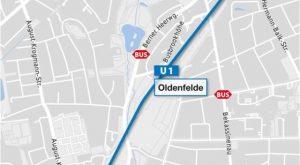 Nächster Halt: U1 Oldenfelde – 2. Bürgerdialog