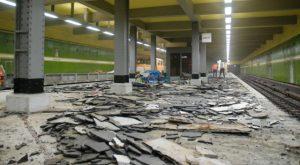 Staub, Schweiß und keine Tränen – Barrierefreier Ausbau am Stephansplatz