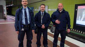 Für die Fahrgäste da sein – Besuch beim Prüfdienst der Hochbahn-Wache