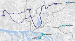 U-Bahn-Netzerweiterung nimmt Fahrt auf