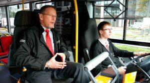 Busfahrschule – Wie man bei der HOCHBAHN Busfahren lernt