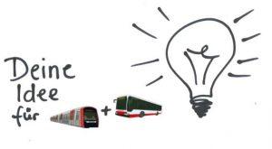 Mach mit: Deine Idee für die HOCHBAHN!