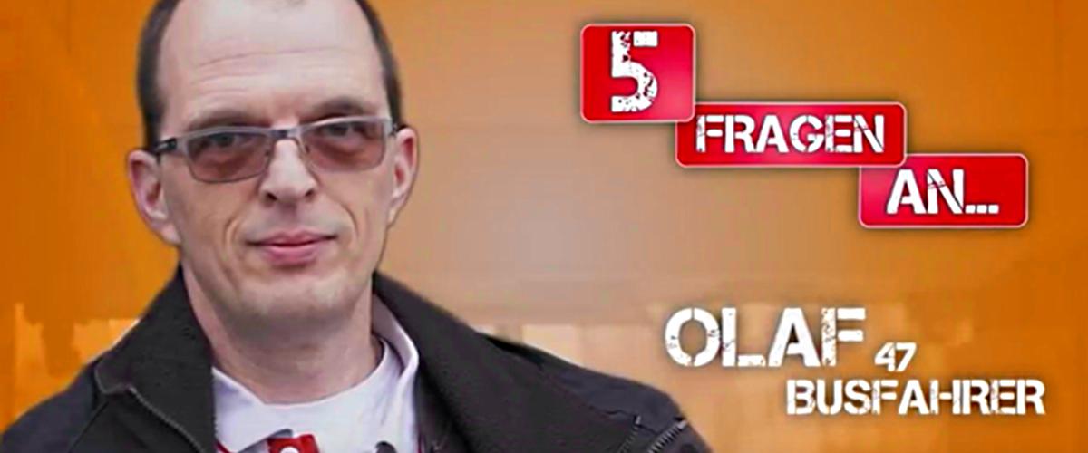 Busfahrer Olaf