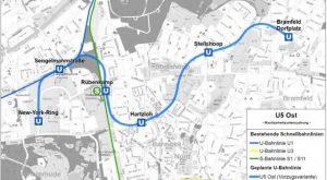 Auftakt in Bramfeld – Bürgerbeteiligung zur U5