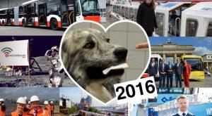 Ein Jahr im Hochbahn-Blog – Das war 2016