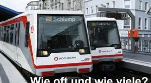 Von Fahrgastzahlen zur Angebotsplanung – Angebot und Nachfrage