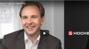 Bilanzpressekonferenz 2017: Drei Fragen an HOCHBAHN-Chef Henrik Falk