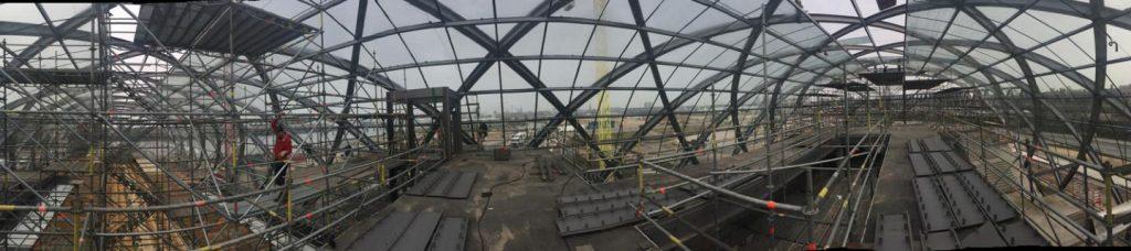 Panorama U4 Elbbrücken