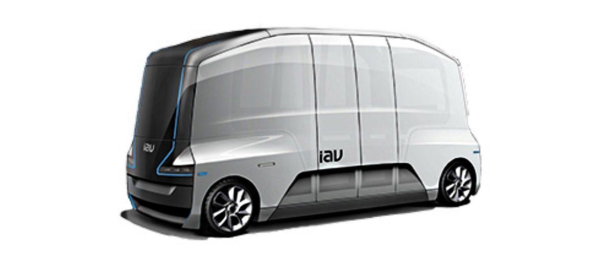 Autonome Busse für Hamburg