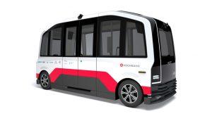Autonome E-Busse für Hamburg – Das Projekt HEAT