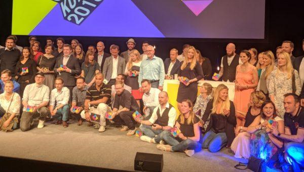 Titelbild Deutscher Preis für Onlinekommunikation