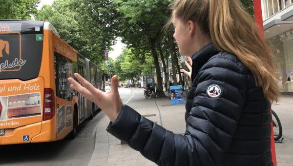 Titelbild fünf Aufreger bie Bus und U-Bahn