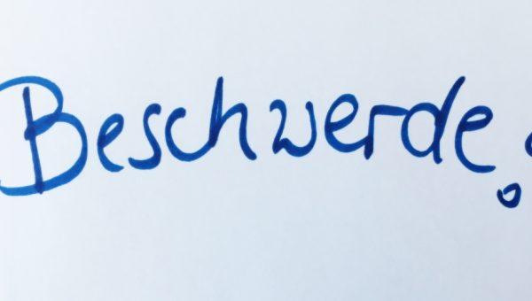 Beschwerde HOCHBAHN Social Media