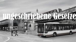 7 ungeschriebene Gesetze in Bus und (U-)Bahn, die jeder kennt