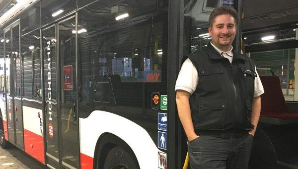 Titelbild Wechselgeld Busfahrer HOCHBAHN