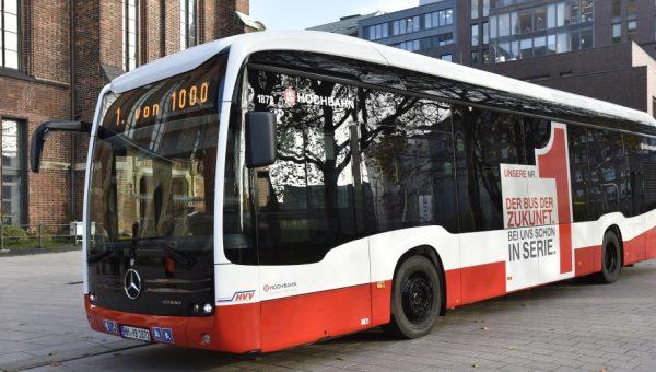 Titelbild Wasserstoffbusse vs E-Busse