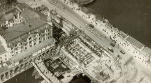 Verkehrsknotenpunkt im Herzen der Stadt: 85 Jahre Jungfernstieg