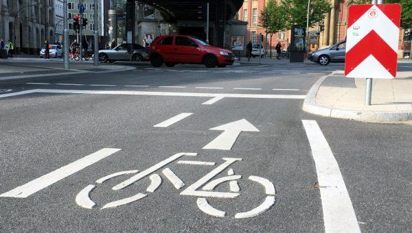 Fahrradstadt Hamburg Titelbild