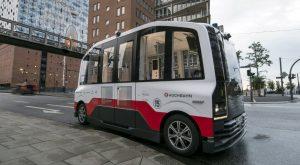 The HEAT is on – Der erste Autonome Shuttlebus für Hamburg