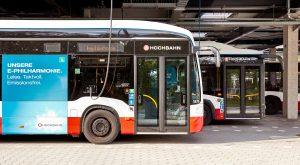 Wie nachhaltig sind unsere emissionsfreien Busse?