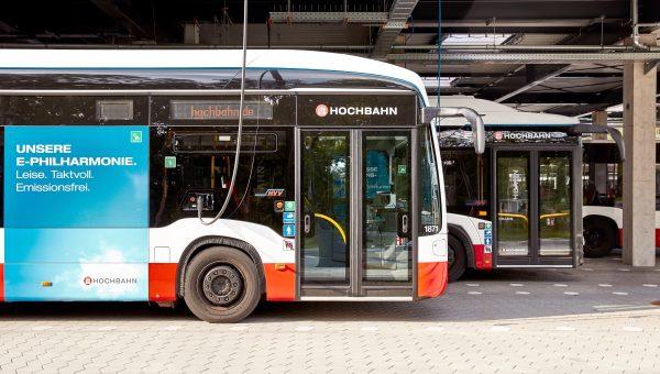 Titelbild emissionsfreie Busse