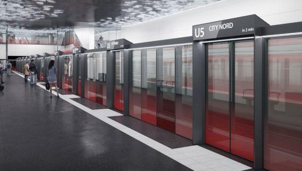 Automatisierung U5 Hamburg