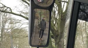 Toter Winkel: Wie viel sieht der Busfahrer wirklich?