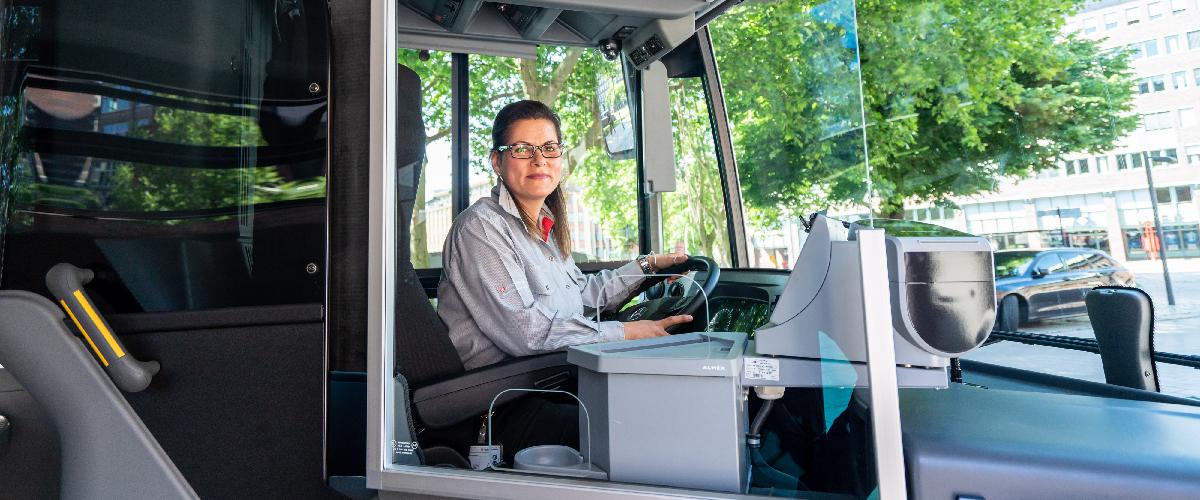 Verwirrung im Bus - Ist der Einstieg vorn nun möglich oder nicht? Ein Blick auf die neue Normalität in Corona-Zeiten