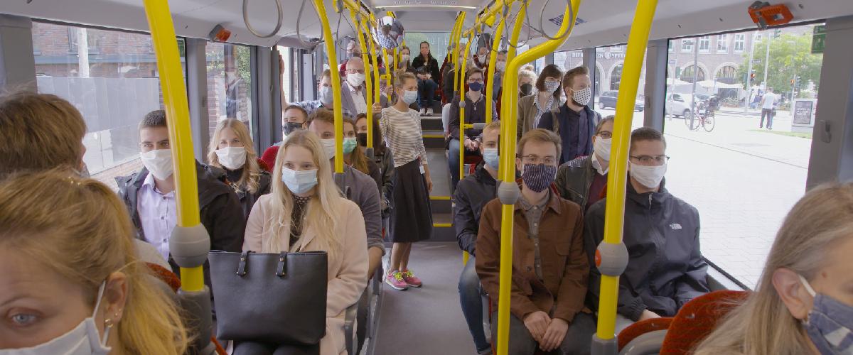 Maskenpflicht im ÖPNV