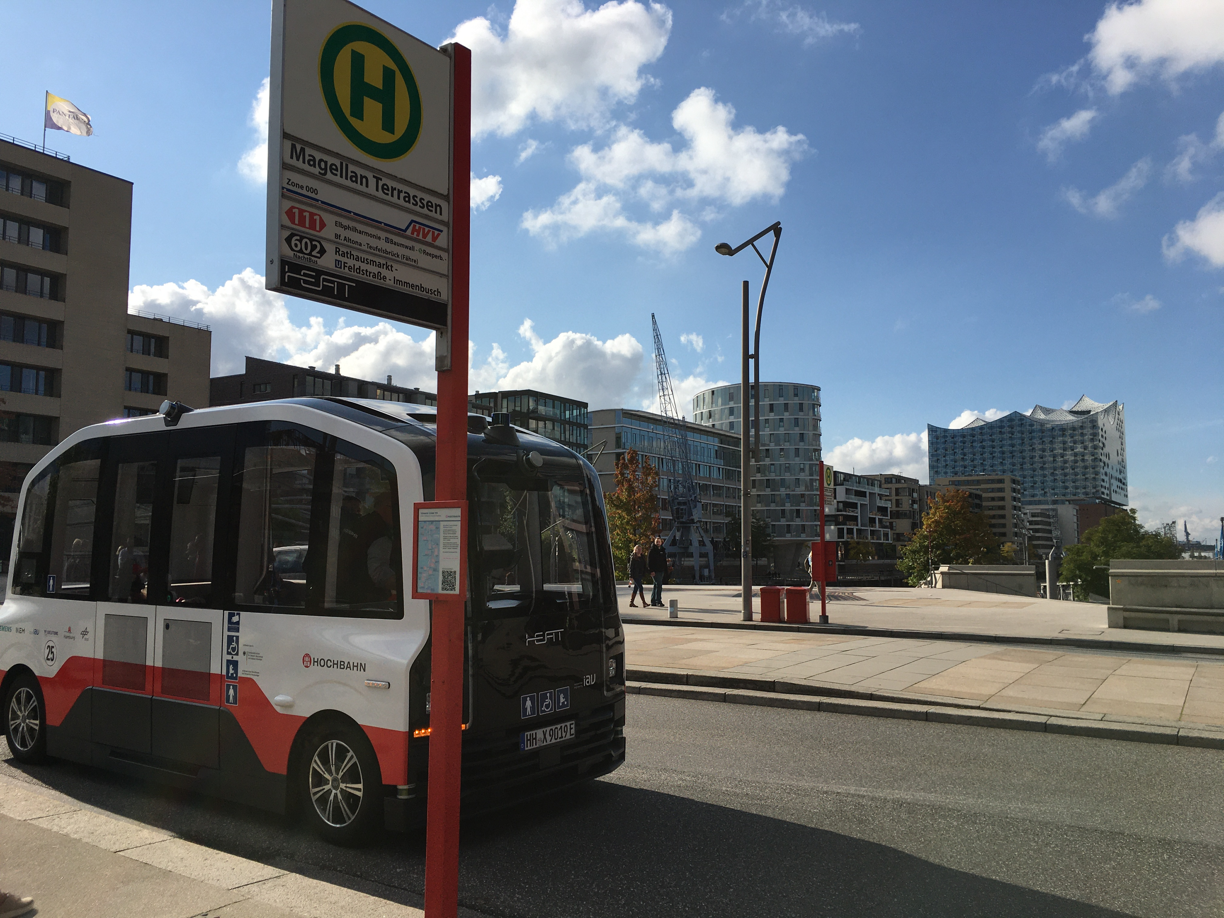 HEAT - Autonomer Kleinbus