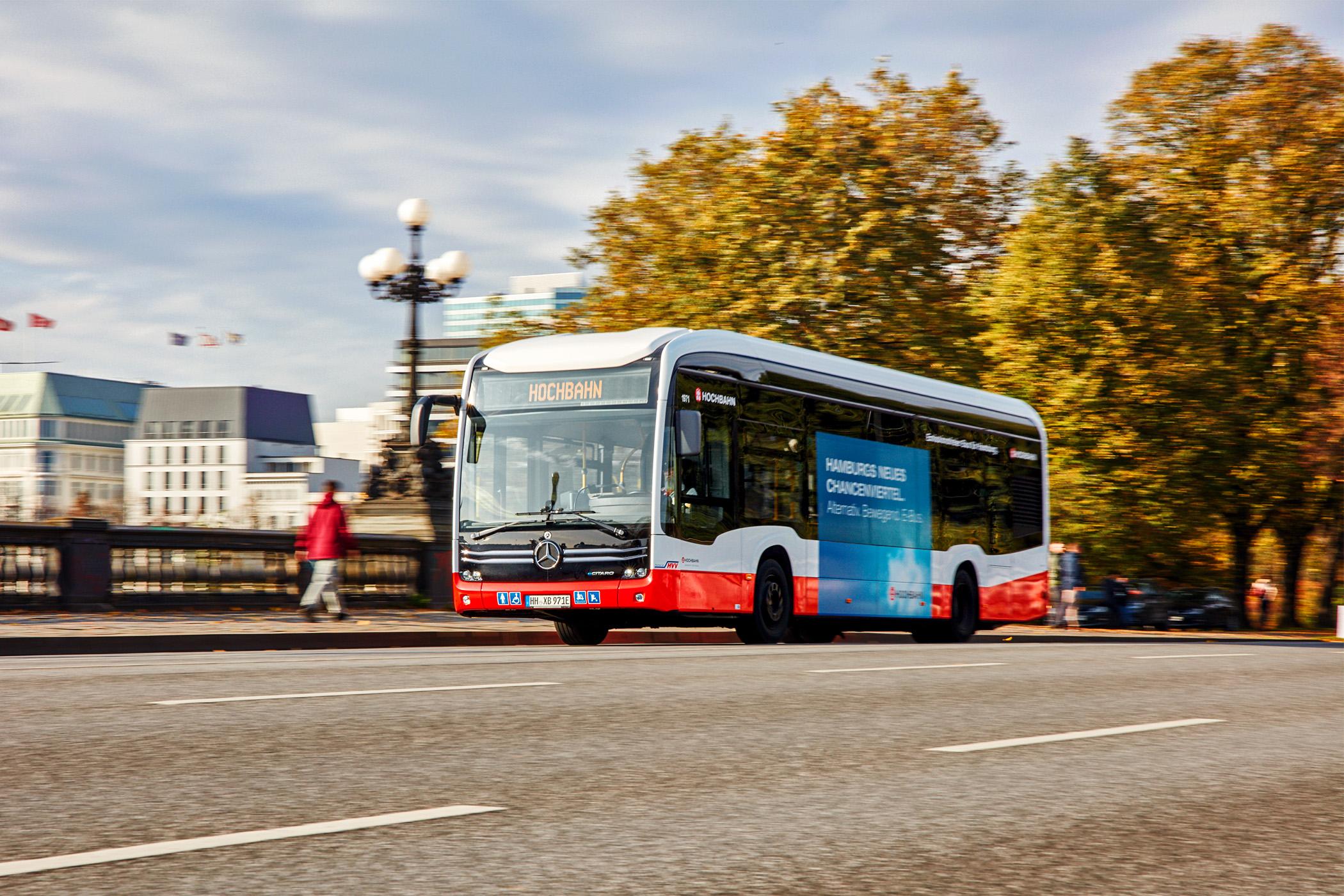 Green Bond für emissionsfreie Busse