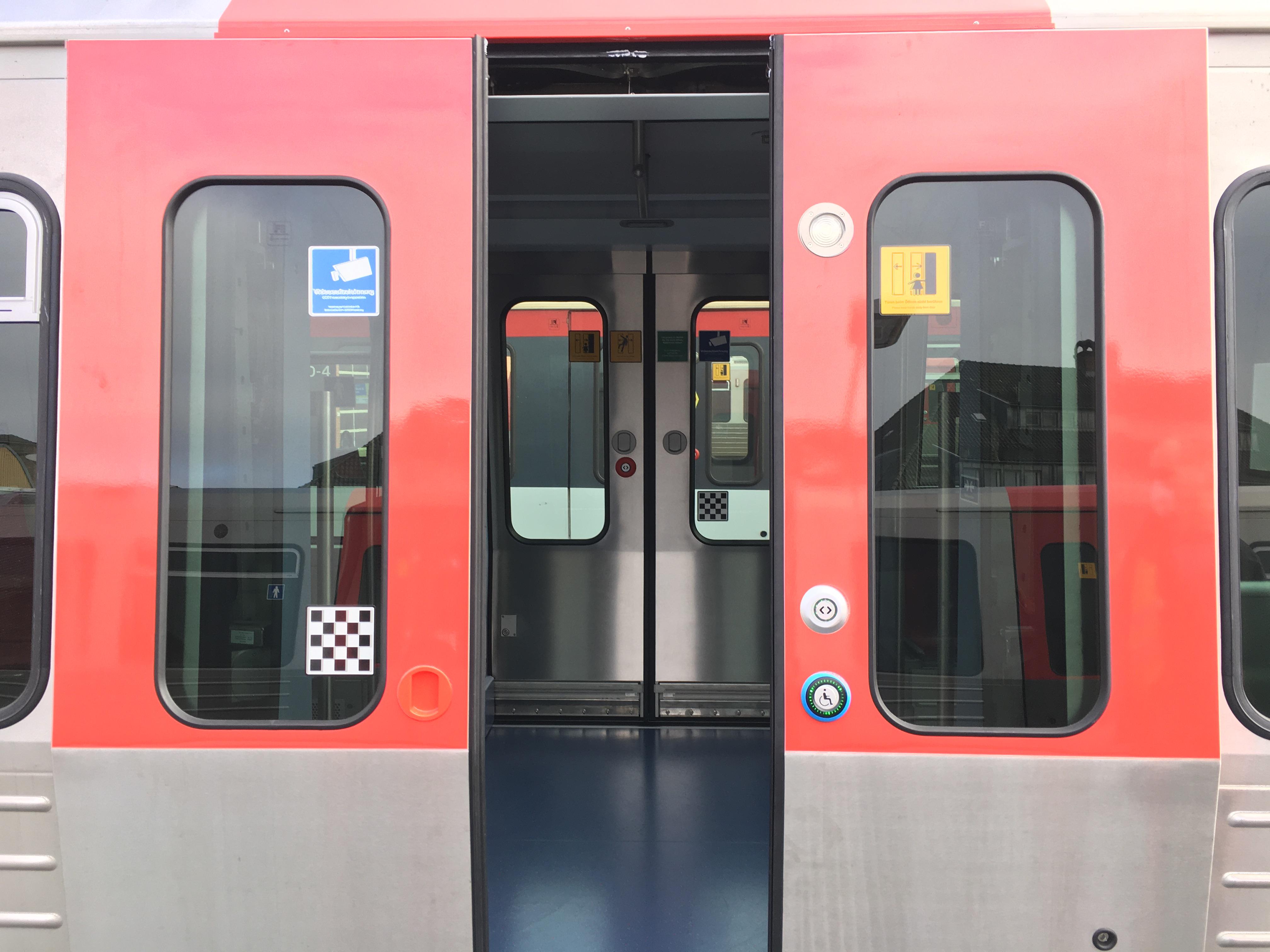 Automatische Türen DT5