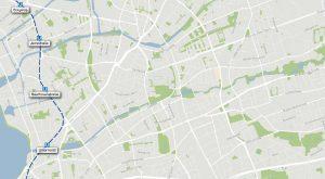 Von der City Nord in die Innenstadt: Welche Stadtteile östlich der Alster eine U5-Haltestelle bekommen