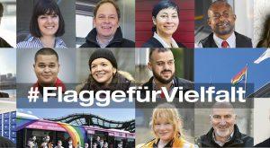 Diversity-Tag – Warum es vor allem für Fahrgäste wichtig ist, dass sich die HOCHBAHN Vielfalt auf die Flagge schreibt
