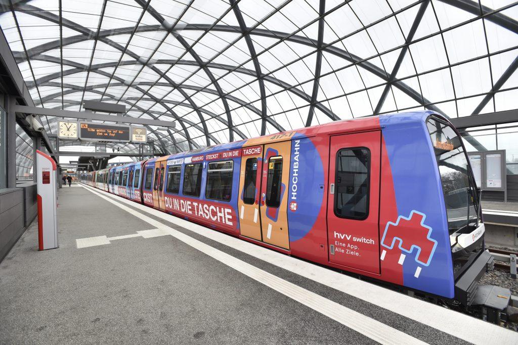 hvv switch U-Bahn