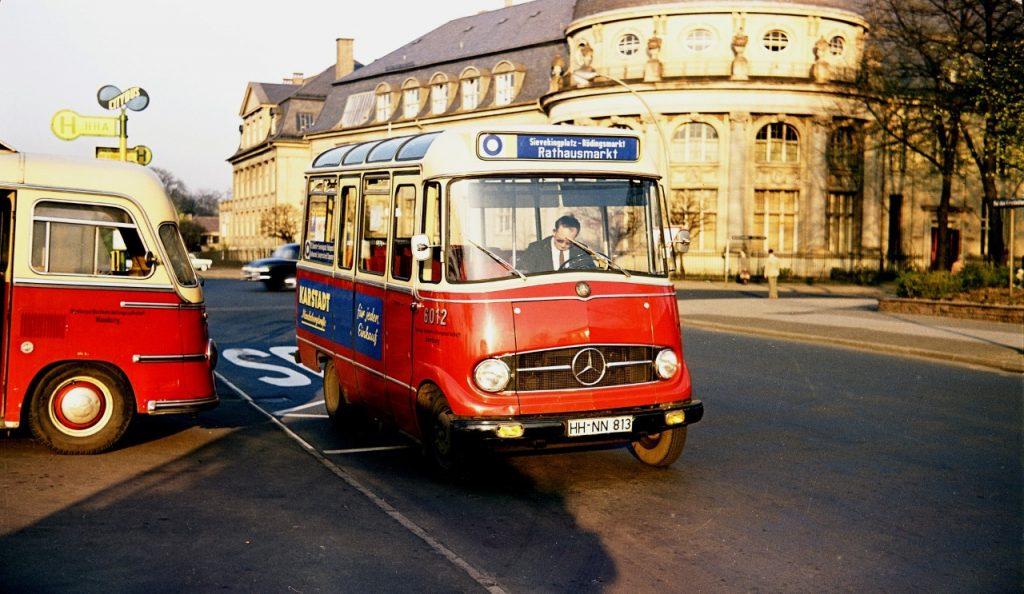 Bus aus der Vergangenheit
